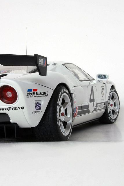 Ford GT LM Race Car Spec II | ev0