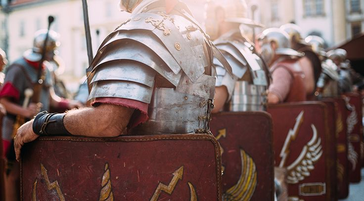 The term Pax Romana conveys the idea that undisturbed peace reigned throughout the Roman Empire for more than 200 years. Ironically, the very basis of the Pax Romana boast (one united, stable empir…