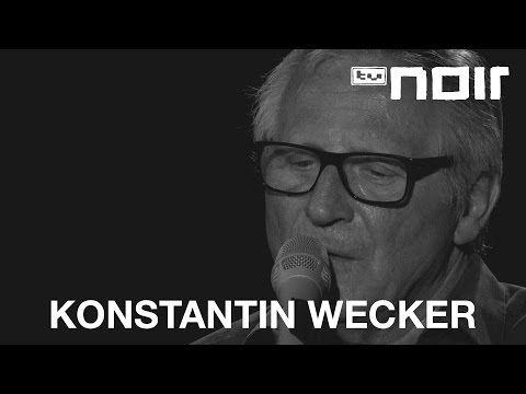 Konstantin Wecker - An meine Söhne (live bei TV Noir) - YouTube