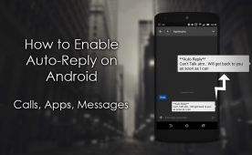How to Enable Auto Reply For Messages, Calls, and Apps on Android. #phone #android #reply @downloadsource.net