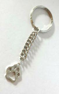 Pet charm Key Chains