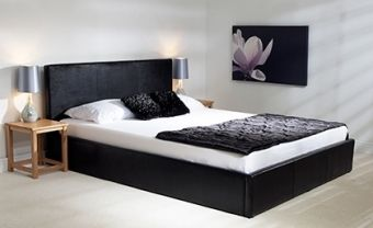 The Madrid ottoman bed may appear to look similar to other designs out there but is clearly made to a high standard, it features from a thic...