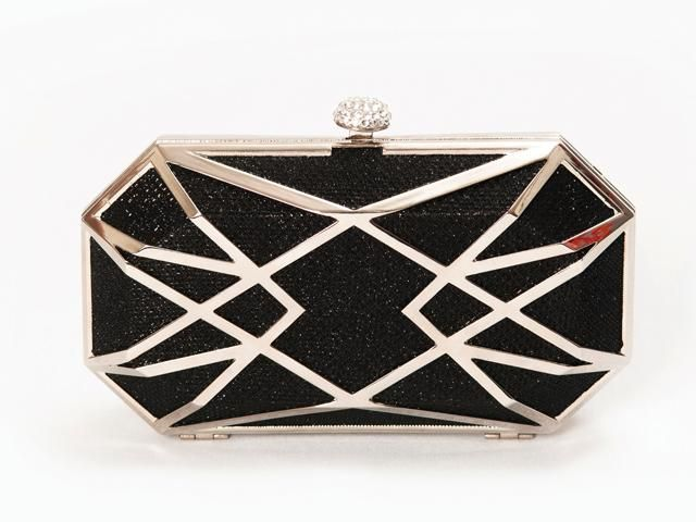Octagonal Nebula Clutch || Available now for AUD $69.95 at www.jessica-t.com.au