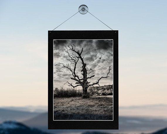 Tree Suncatcher Window Decoration Transparency Art Hanging