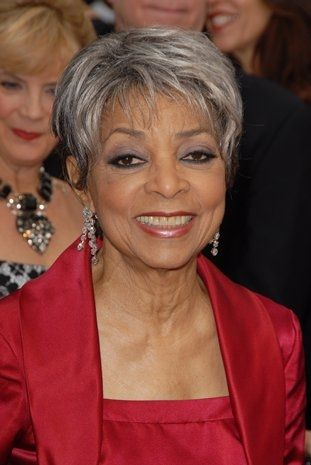 Ruby Dee - I want to look like this when I'm her age.