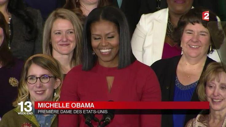 Ces dernières 24 heures ont été marquées par les adieux du couple Obama à la Maison Blanche. Une fête avec une liste d'invités dont pourraient rêver tous les producteurs de la planète.