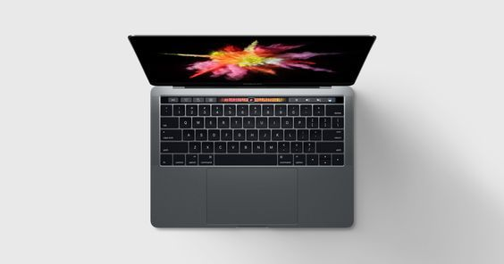 MacBook Pro - A touch of genius. It's faster and more powerful than before, yet remarkably thinner and lighter. It has the brightest, most colorful Mac notebook display ever. And it introduces the Touch Bar — a Multi-Touch enabled strip of glass built into the keyboard for instant access to the tools you want, right when you want them. The new MacBook Pro is built on groundbreaking ideas. And it's ready for yours.