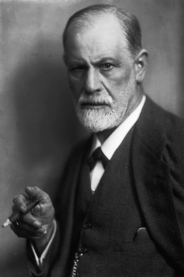 Sigmund Freud