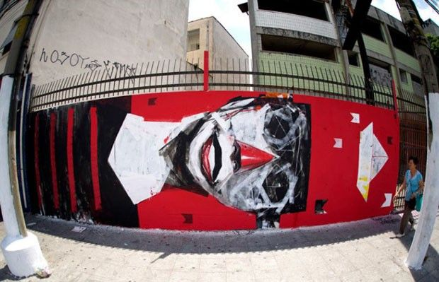 30 artistas de rua  (Foto: Reprodução)  Rodrigo Branco