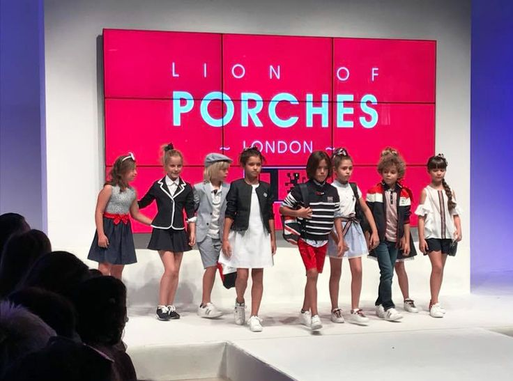 LION OF PORCHES l FIMI Fashion Week Madrid Presenting Kids Collection Spring Summer 18 l Fashion Show Get to know Lion of Porches World @ www.lionofporches.com
