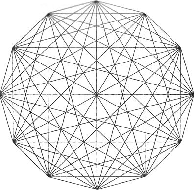 Free-Energy Devices - Passive energy-gathering systems    The twelve pointed tesseract