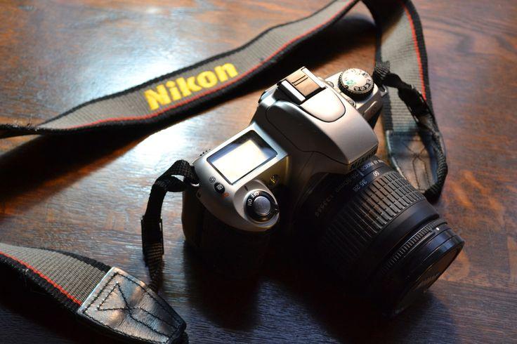 Nikon N65 Film Camera With Lens