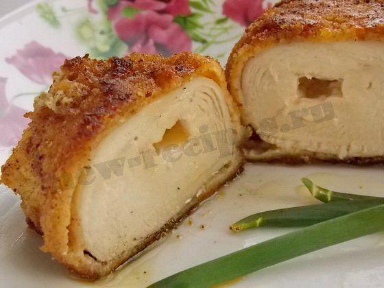 Котлеты «а ля-киевские» из куриной грудки - немного «одомашненные», упрощенные, но очень вкусные!.