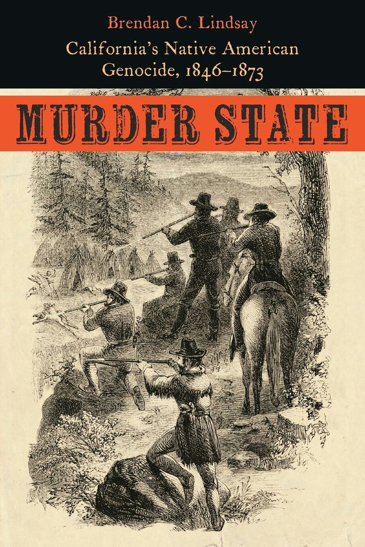 an examination of the genocide of the native american indian Ben wright, a quaker turned indian killer, who led attacks against the modocs credit oregon historical society, portland an american genocide.