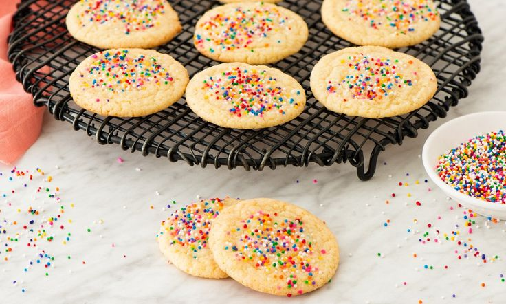 Funfetti Cookies Recipe   Dr.Oetker
