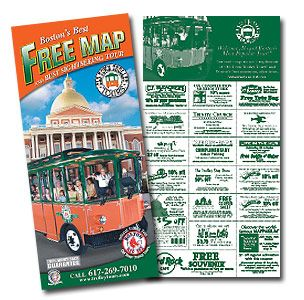 Old Town Trolley Tours Has Provided Boston Sightseeing Tours