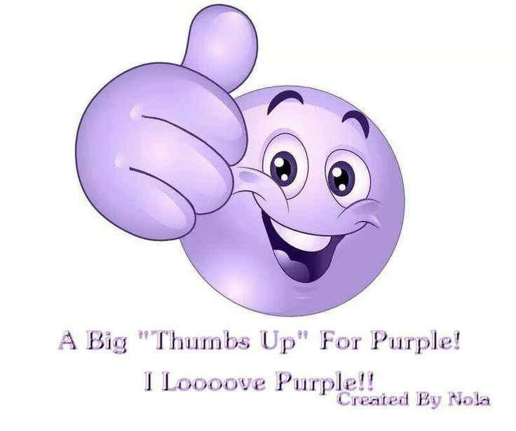 Things That Are Purple In Color