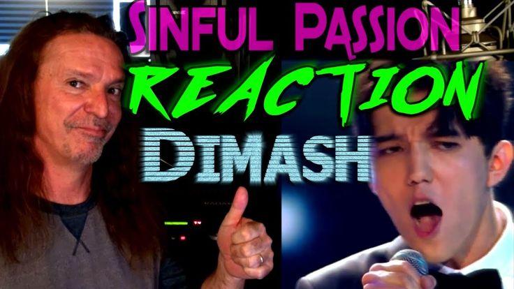 Vocal Coach Reaction to Dimash Kudaibergen Sinful