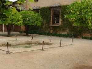 Альгамбра. Дворик Мачуки. Гранада www.espantodo.es #Гранада #Испания #Путешествие #ОтдыхВИспании
