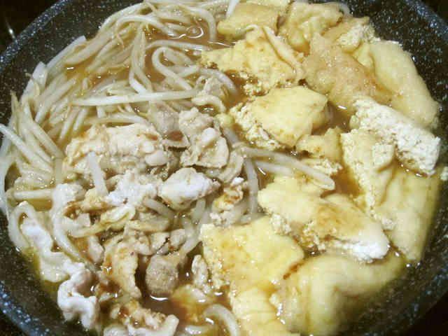 スープが美味しい、カレー鍋の画像