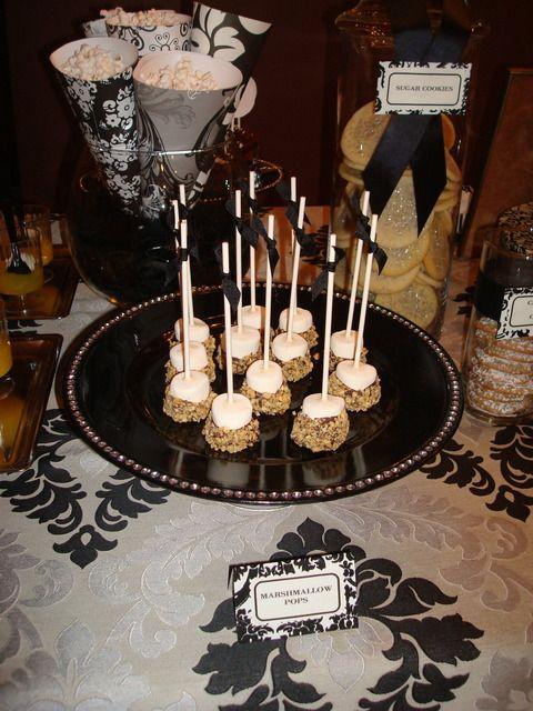 Cake Pops Th Birthday Party