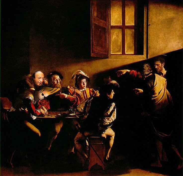Resultado de imagen de caravaggio