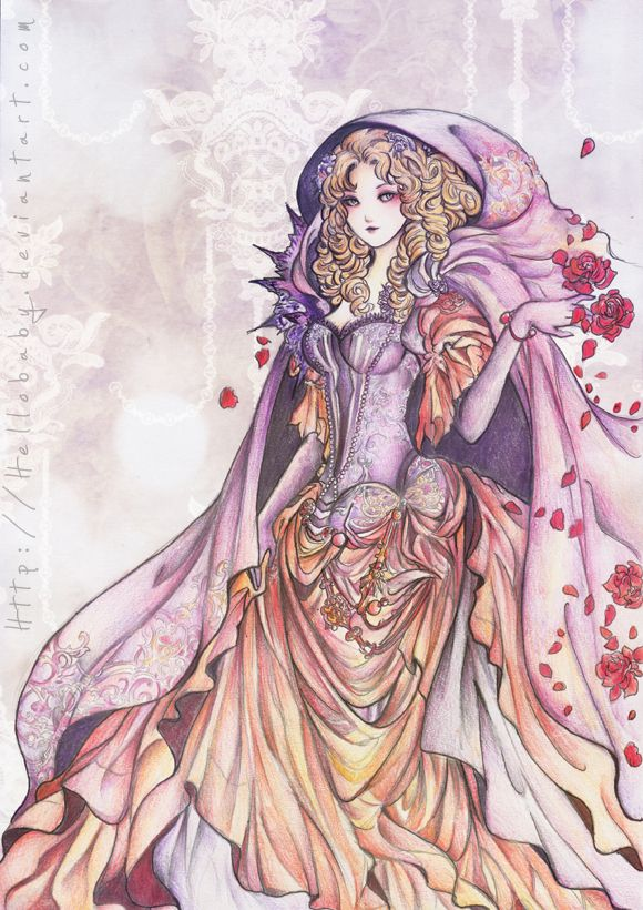 Three Musketeers - Milady de Winter by `Hellobaby on deviantART