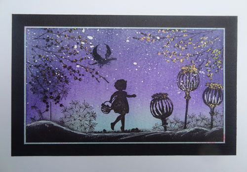 http://patscrap91.blogspot.fr  Supplies : Lavinia, Hero Arts and Pennyblack stamps