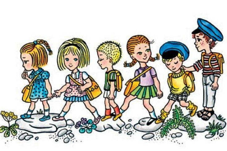 illustration Helena Zmatlíková : Děti z Bullerbynu