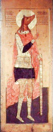 Saint Christopher - Wikipedia, the free encyclopedia