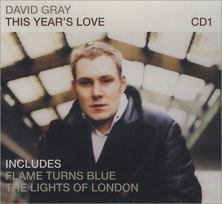 David Gray This Year S Love Ondergewaardeerde Liedjes