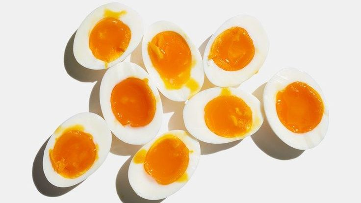 Jammy Soft-Boiled Eggs Recipe | Bon Appetit