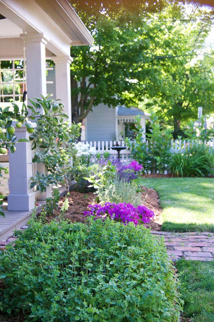 creating an english cottage garden year 1 garden decor rh pinterest es