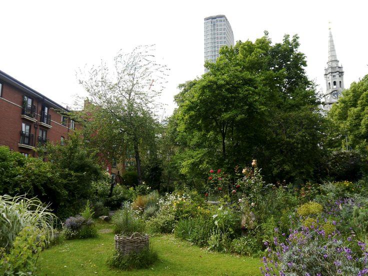 Secret Garden: 120 Best Outdoor London Images On Pinterest