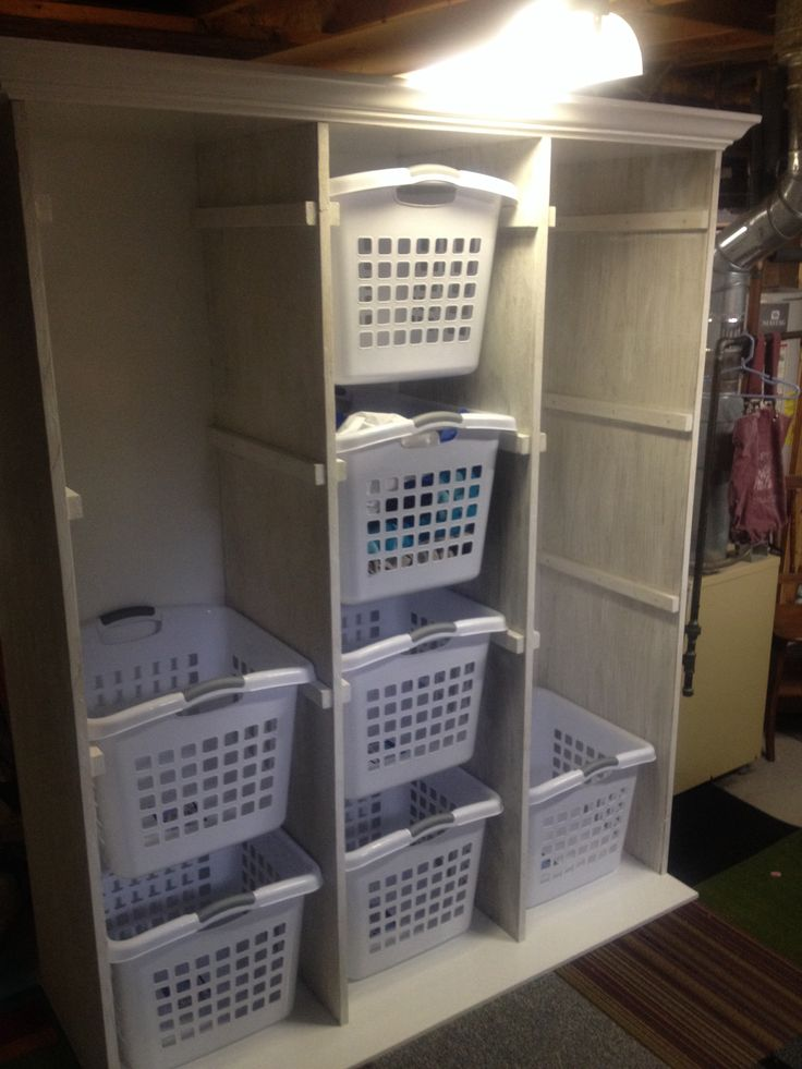 17 Best Ideas About Laundry Basket Holder On Pinterest