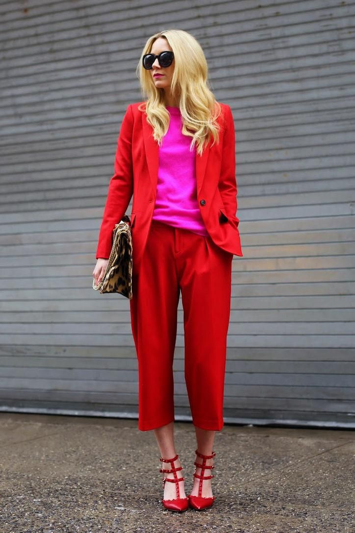Pantsuits Are The New Pantsuits 20 Gorgeous Reasons You Need One In Your Life Inspiration