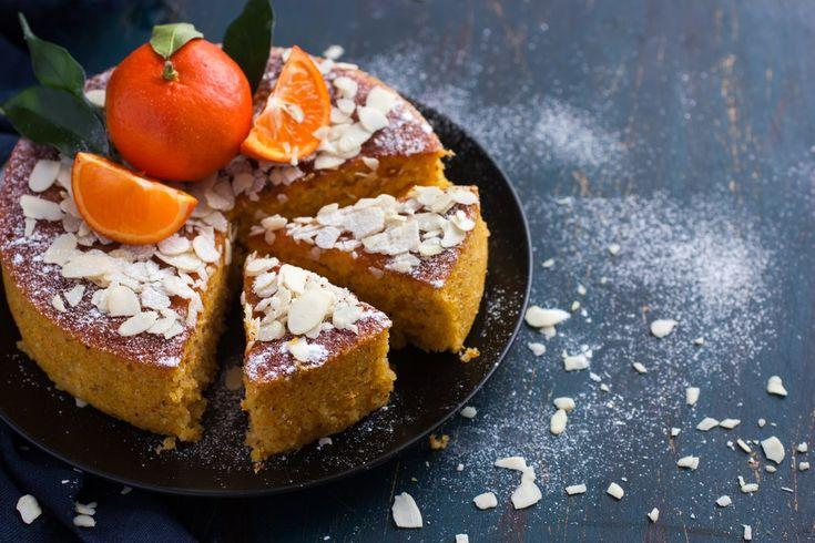 Ricetta torta al mandarino - per una colazione ricca di energia o una merenda sana e nutriente ecco la ricetta del ciambellone al mandarino