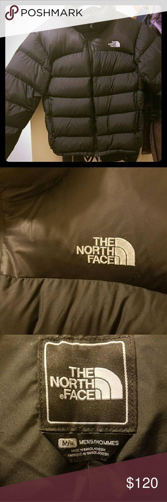 The North Face Nuptse Jacket MEN'S North Face Winter Jacket, Black The North Face Jackets & Coats Puffers
