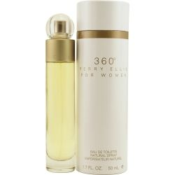 Perry Ellis 360 perfume. Still one of my favorites! My husband loves this one, too! :)