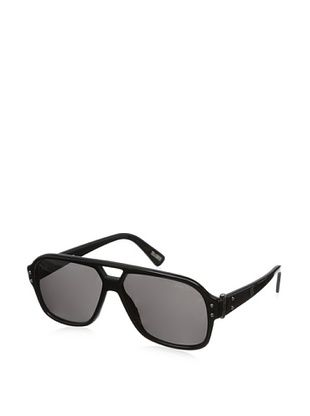 66% OFF Lanvin Women's Aviator Frame Sunglasses, Shiny Black