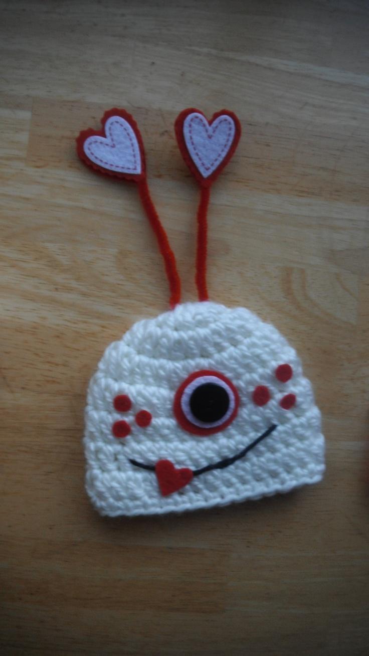 92 best Crochet - Valentine's Day images on Pinterest | Crochet ...