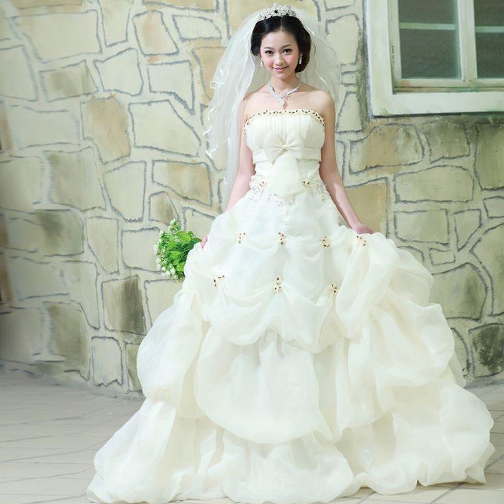 207 best Wedding Dress images on Pinterest | Short wedding ...