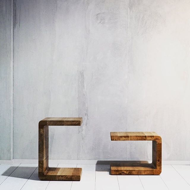 LINES κομοδίνα ή τραπεζάκια σε μασιφ δρυ //LINES side tables or night tables in solid oakwood #thedesigngroup #furniture #custommade #wood #design #decoration #interiors #natural #line #minimal #homefurniture #hotelfurniture #home #living #style #interiordesign #madeingreece #greekproducts #showroom #kaloterakis #rethymno #athens #nighttable #sidetable