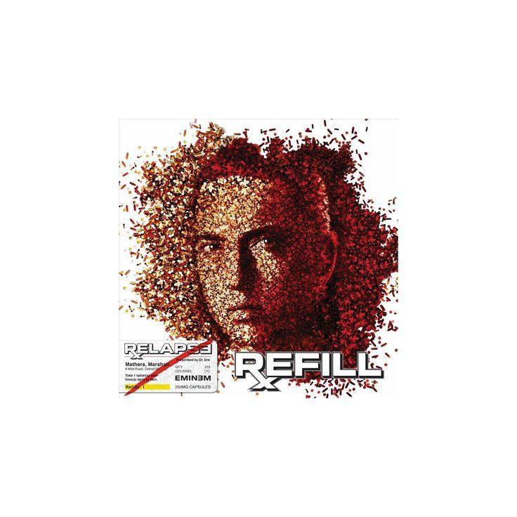 Eminem - Relapse:Refill (CD)