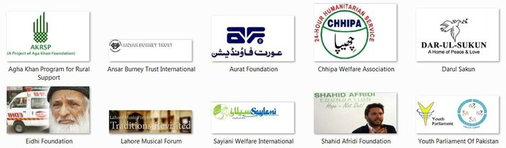 Top 10 NGOS in Pakistan to make a Better Society