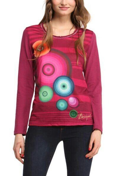 Desigual Diane 46T2519 t shirt