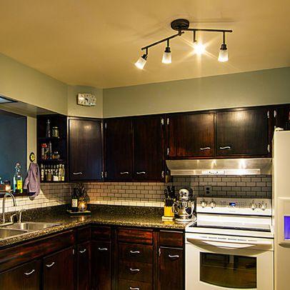 1000 Ideas About Kitchen Track Lighting On Pinterest