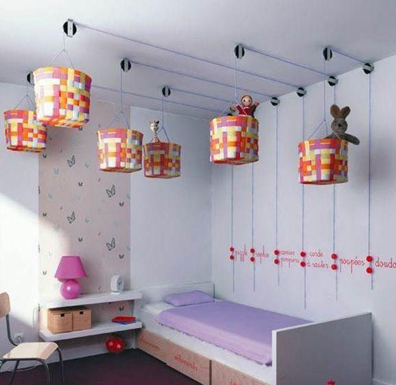 Kinderzimmer Ordnung