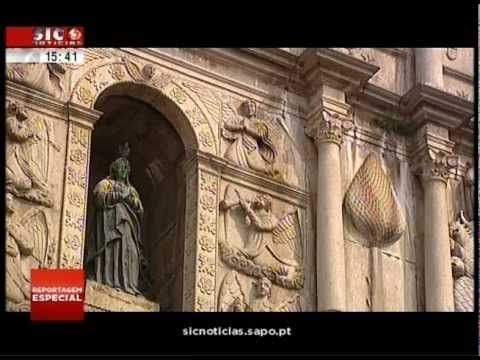 Ir a Macau - Reportagem Especial SIC 13/04/12