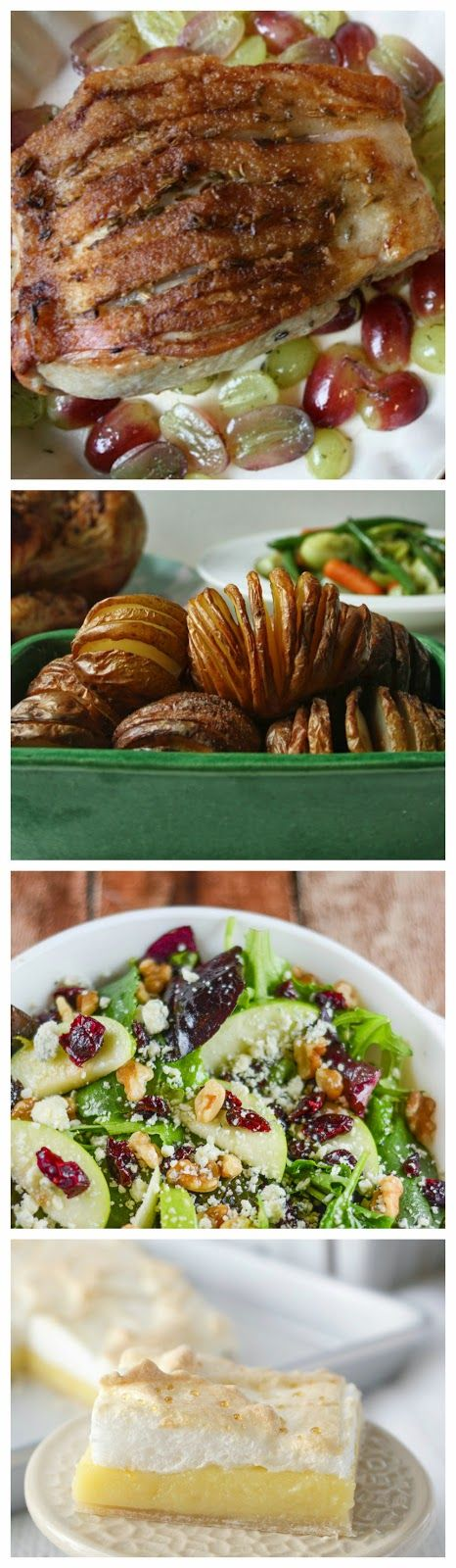 Best 25 easter meal ideas ideas on pinterest easter dinner menu 24 delicious mix match easter dinner meal plan options forumfinder Images